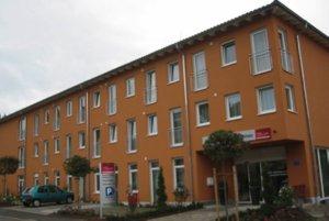 BRK Bayerisches Rotes Kreuz, Neubau Alten- und Pflegeheim, Grafenau