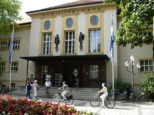 Therapiezentrum, Haus der Moderne, Bad Reichenhall