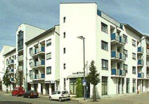 Königsgarten, Betreutes Wohnen